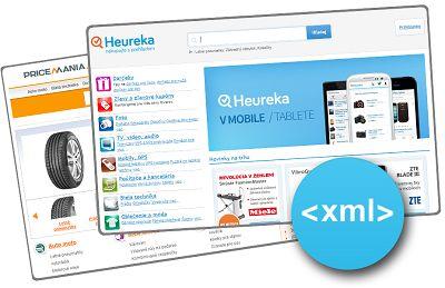 XML feed - napojte vaše web stránky na sklad dodávateľa. Zaregistrujte vaše internetové stránky, e-shopy, do porovnávačov tovaru! - viac o XML feede http://www.biznisweb.sk/a/532