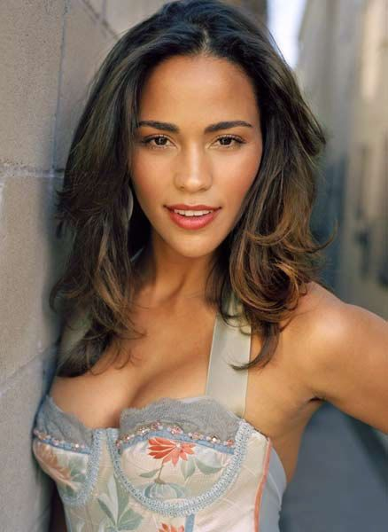 Paula Patton ... absolutely gorgeous <3  My life is brilliant My love is pure I saw an angel Of that I'm sure