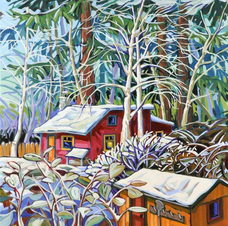 Canada, Winter Recluse - Greta Guzek