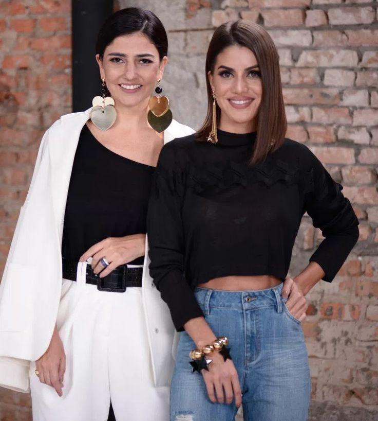 Look da Alice Ferraz e Camila Coelho com inspirações fashion dos anos 80