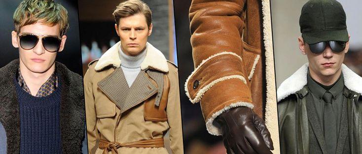 Abrigos con cuello de piel de oveja ¿Cuál te gusta más?