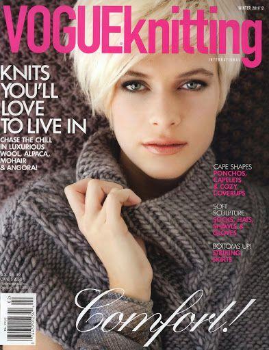 Vogue Knitting 2011-12 Winter - kosta1020 - Picasa Web Albums