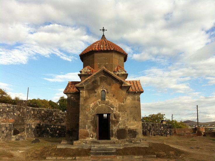 https://flic.kr/p/dqceVV | Karmravor Church | Ashtarak city,Armenia