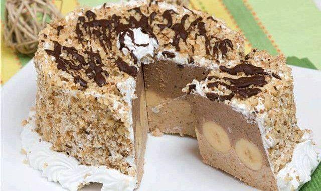 POGLEDAJTE ZBOG ČEGA JE OVAJ RECEPT NAJČITANIJI – PLAZMA TORTA SA BANANAMA –…