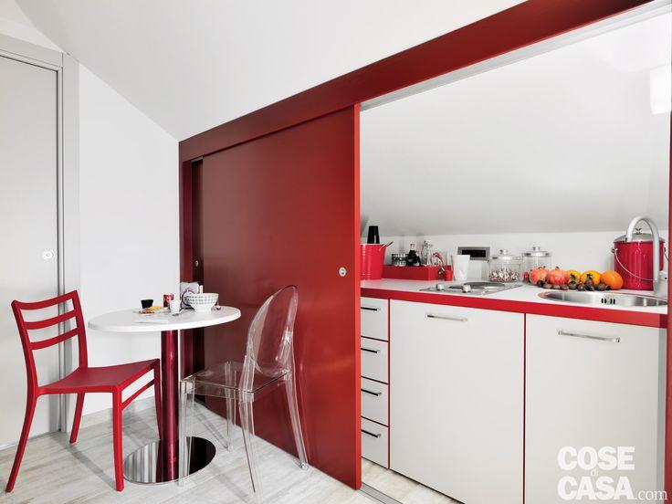 113 best Cucinare in mansarda images on Pinterest | Kitchen ideas ...