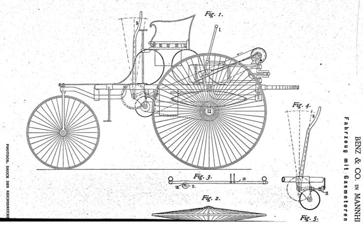 Benz Patent Motorwagen