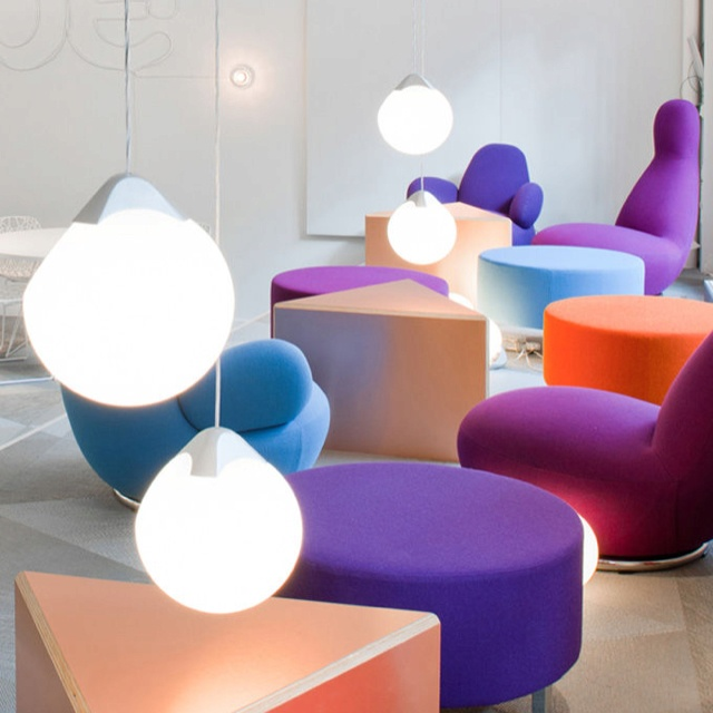skype lots of light and fresh colours work space pinterest