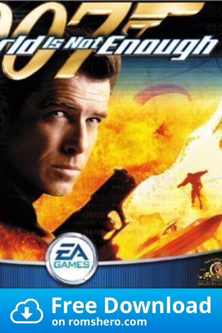 Download 007 The World Is Not Enough Nintendo 64 N64 Rom N64