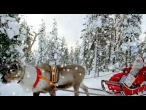 Hópille száll - Télapó megérkezett - YouTube