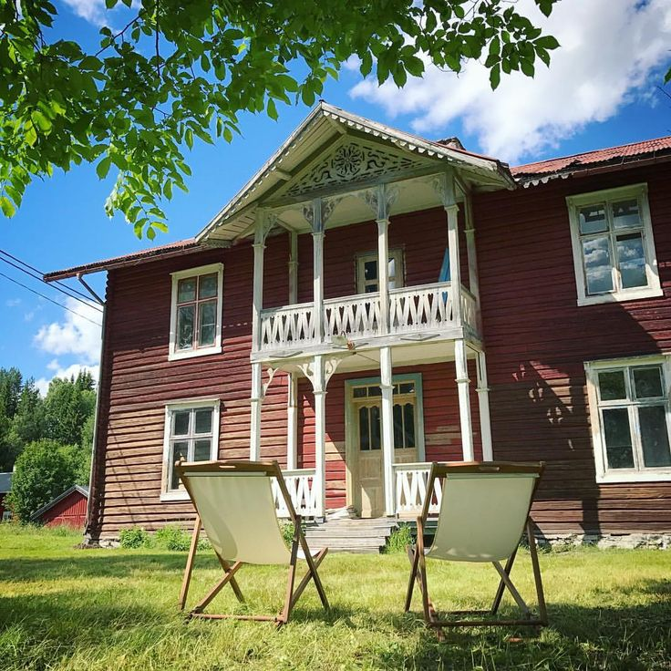 Welcome to Villa Wessel, our house restoration project in Norway. The timber house was build in 1898 in a Swiss chalet style, sveitserhus. We bought the house in Feb this year and our aim is to restore the house to its former glory.  Please follow our journey 2017-2019.   418 Likes, 26 Comments - Villa Wessel (@villawessel) on Instagram