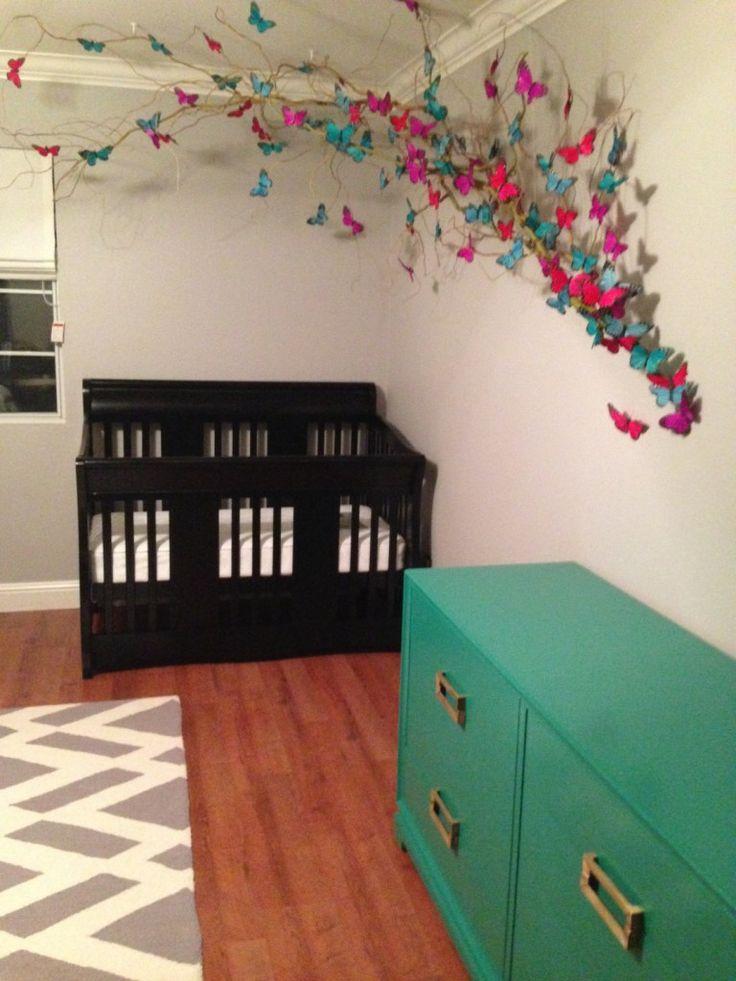 17 Best Ideas About Butterfly Wall On Pinterest