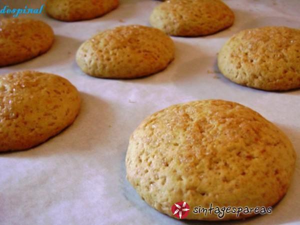 Μπισκότα βουτύρου με καστανή ζάχαρη #sintagespareas #mpiskotavoutirou #kastanizahari