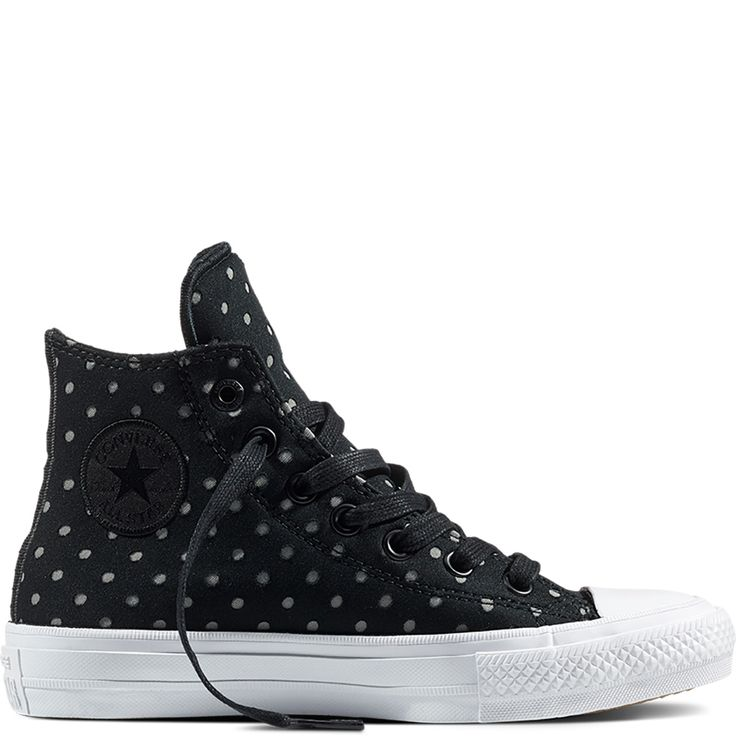 Chuck II Shield Lycra Black/Dolphin/White