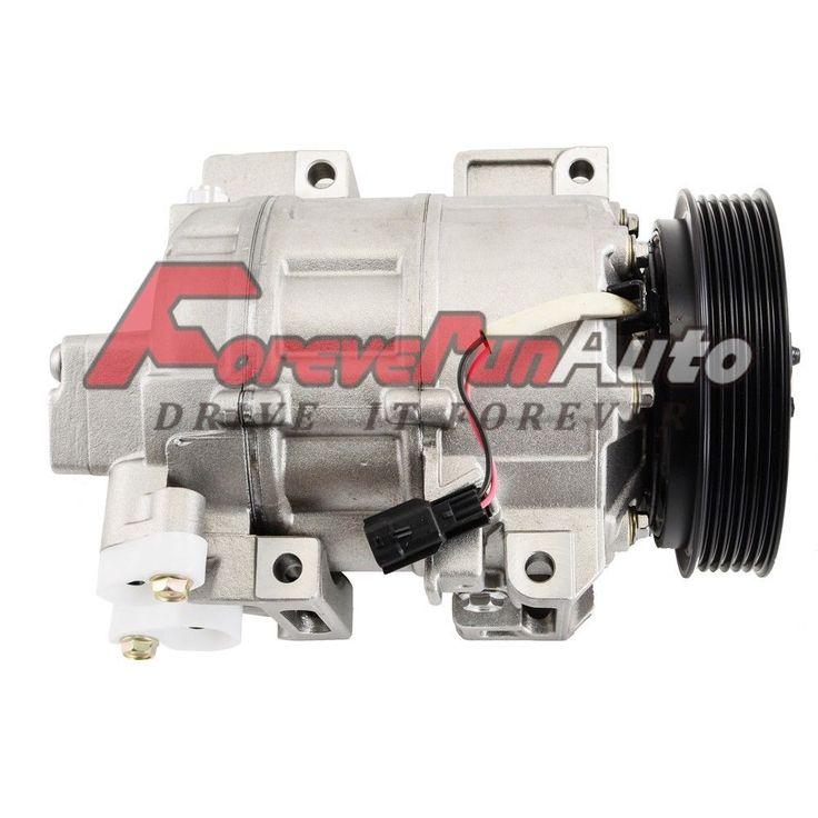 Nice Amazing AC A/C Compressor Fits Nissan Sentra 2007-2009,Altima 2007-2012 L4 2.5L 67664  2018