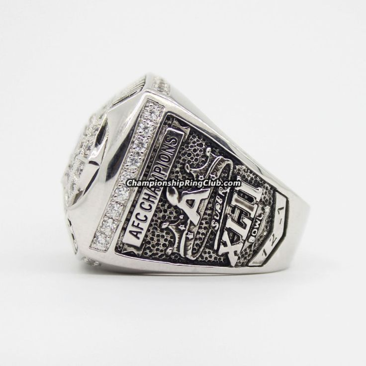 New England Patriots 2007 AFC Championship Ring