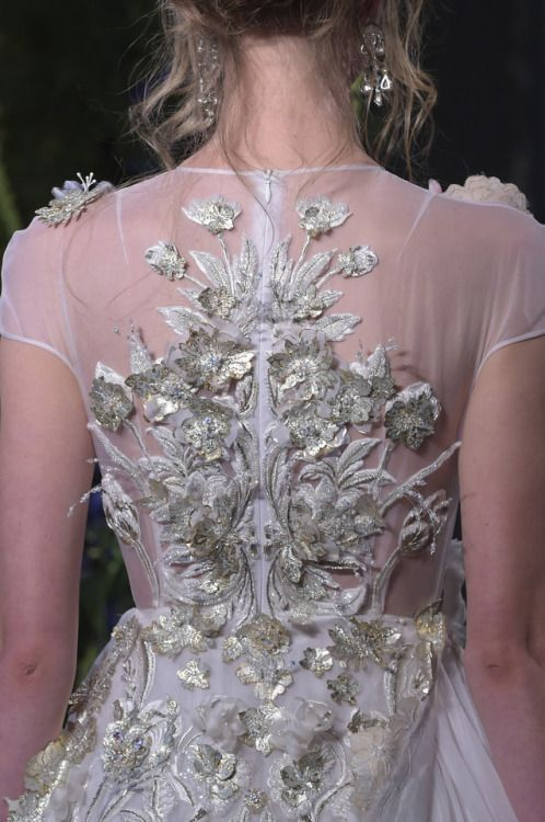 "moschino-s: ""Guo Pei Fall 2017 Couture """