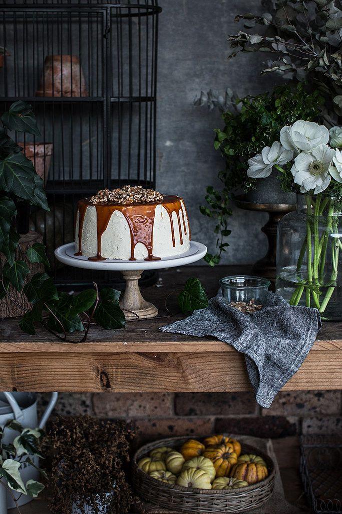 https://flic.kr/p/Jb2na1 | Winter Cake And Flora