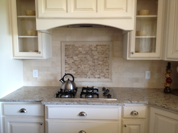 Kitchen Backsplash Accent Tiles Photos