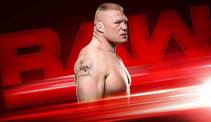 'WWE Monday Night Raw' Preview: Brock Lesnar Returns