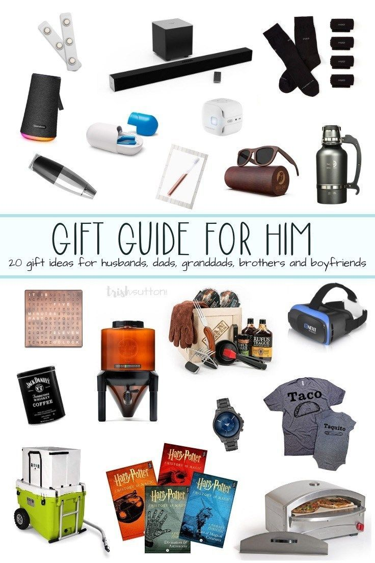 Father S Day Gift Guide Including 20 Awesome Men S Gift Ideas From 3 To 400 Celebrate Husbands Dads G Gift Guide For Him Mens Gift Guide Fathers Day Gifts
