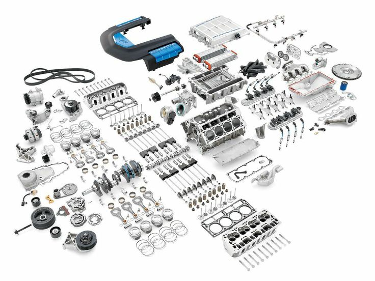 17 best Lots of Parts images on Pinterest | Exploded view, Engine ...