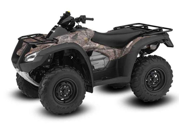 New 2017 Honda FourTrax Rincon Honda Phantom Camo ATVs For Sale in Georgia. 2017 Honda FourTrax Rincon Honda Phantom Camo, 2017 Honda® FourTrax® Rincon® Honda Phantom Camo® Who Says You Have To Rough It? The outdoors can be a rough place hot, cold, wet, dry, rocky, muddy, steep. But the smart outdoorsman or outdoorswoman knows that you don t have to suffer. They find a way to smooth it instead of roughing it. And the Honda Rincon is one of the most refined, smooth, comfortable ATVs to ever…