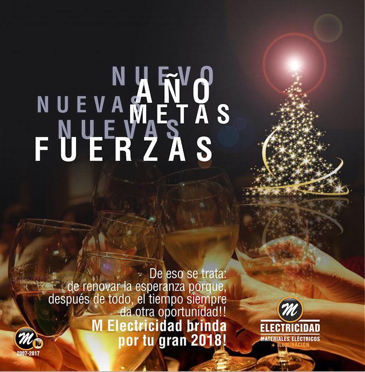 FELICES FIESTAS EN PAZ!  Celebración en armonía con todos y con el medio ambiente  www.m-electricidad.com