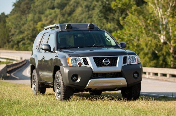 2018 Nissan Xterra Nissan xterra, Best off road vehicles