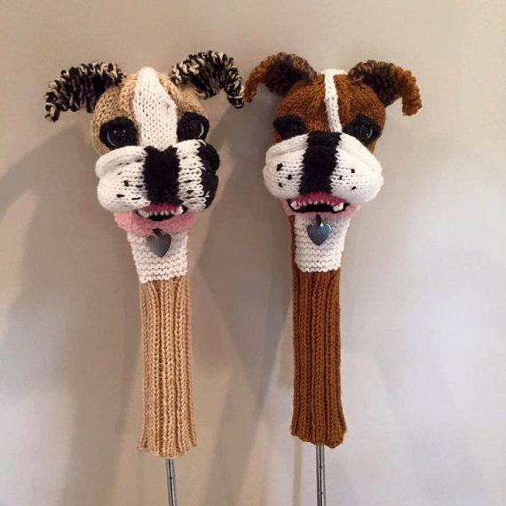 Amigurumi Golf Club Covers : 67 best knitting I like images on Pinterest