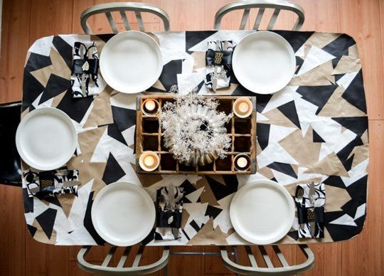 Here's one more reason to LOVE apartment therapy: 40 entertaining items you can make yourself!