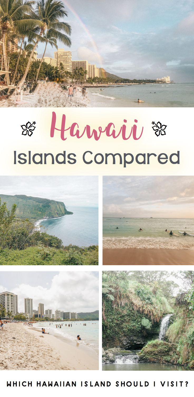 What's The Best Island in Hawaii to Visit? Here's How To Choose!