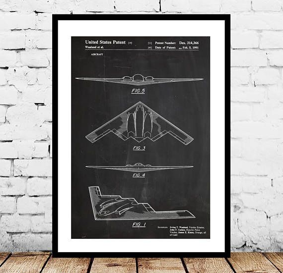 Stealth Bomber Patent Print, Stealth bomber, Aviation Art, Pilot Gift, Aviation Decor, Air Force, Military Gift, Gift for him, bomber by STANLEYprintHOUSE  3.00 USD  We use only top quality archival inks and heavyweight matte fine art papers and high end printers to produce a stunning quality print that's made to last.  Any of these posters will make a great affordable gift, or tie any room together.  Please choose between different sizes and col ..  https://www.etsy.com/ca/listing..