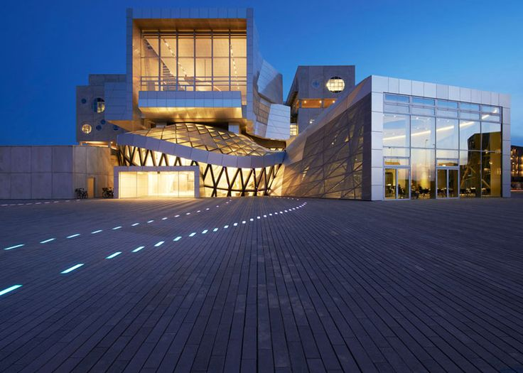 27 best House of Music II images on Pinterest Coops Aalborg and