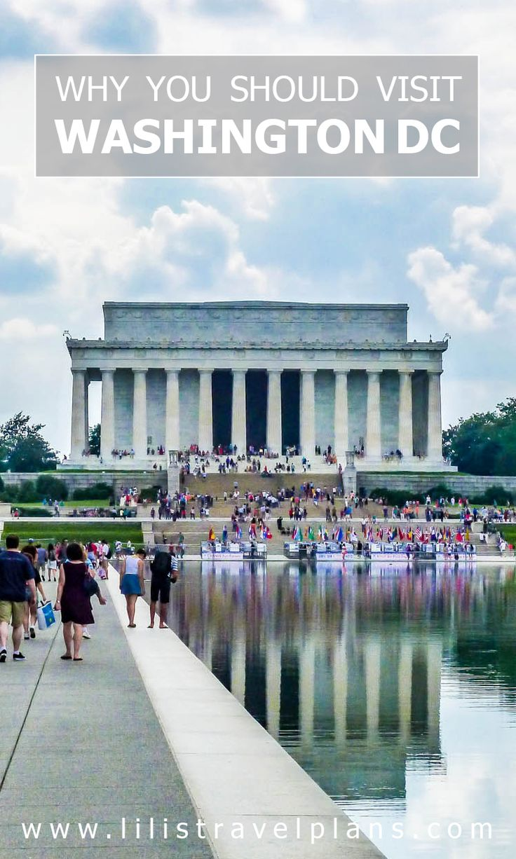 CITY GUIDE - Best things to do in Washington DC, USA - how to spend 2 or 3 days