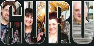 Colin, Beryl, Kelly and Tony - Gurus all!!!
