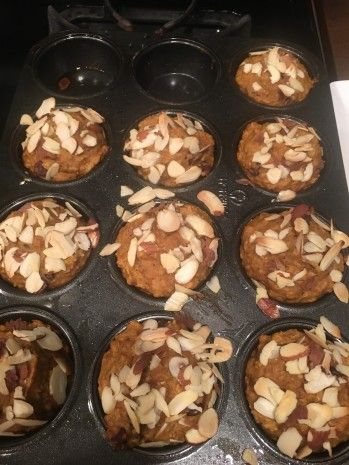 Since I discovered my husband has diabetes, I have been trying to add more fiber rich foods to my families diet. The oatmeal in this recipe helps with this, and the kids and everyone else realy like these moist treats. Try them!!!