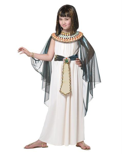 Новогодние детские костюмы на тему египет