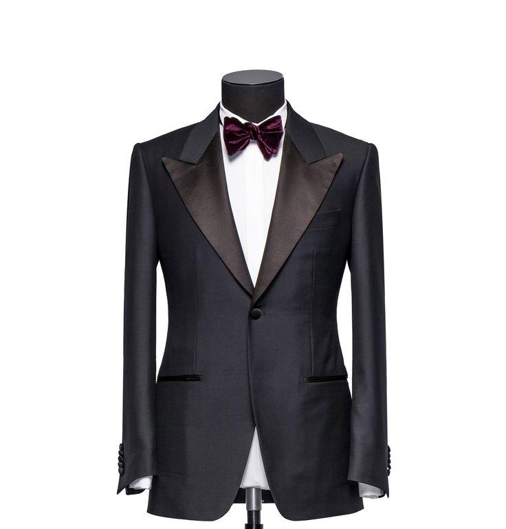 Ariston Super 130's Dinner Suit