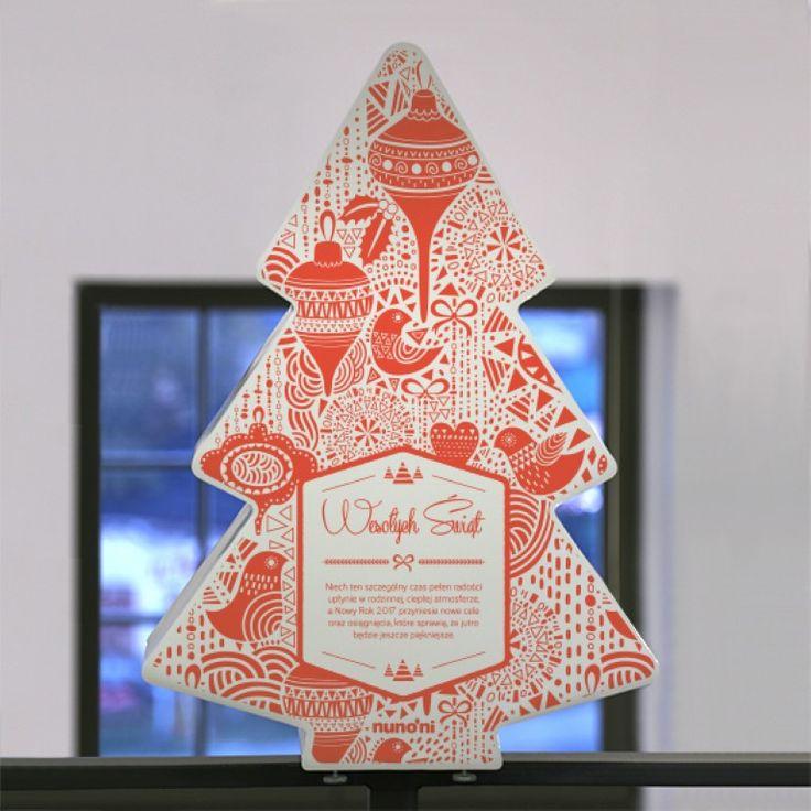 christmas design lamp Kevin | świąteczna lampa w kształcie choinki Kevin