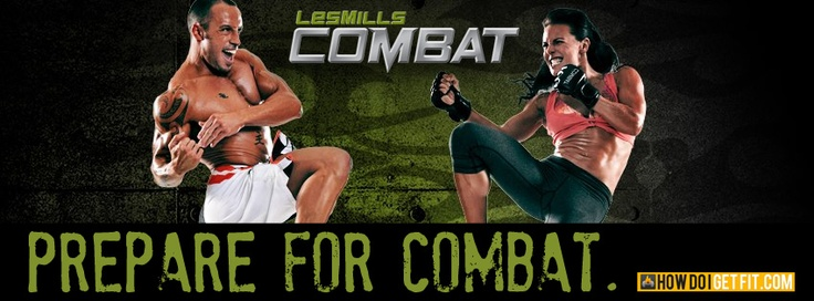 Prepare For Combat.