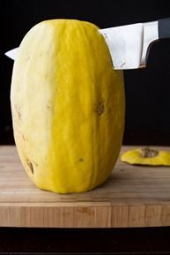 How To Roast Spaghetti Squash - (I've  been doing it wrong for years)