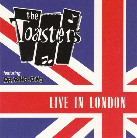 Toaster Live in London