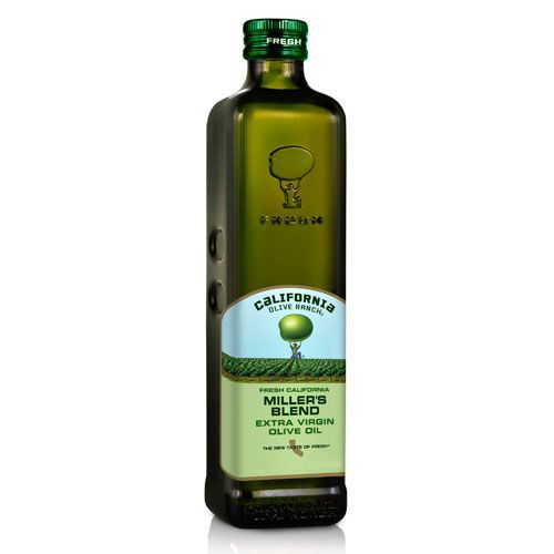 With a slightly fruity note and a warm lingering spice, California Olive Ranch Miller's Blend #Olive #Oil is great with spicy dishes, curry, or roasted meat dishes. It also pairs well with warm winter stews, pastas, roasted garlic fondue. Try it out and let us know what you think.