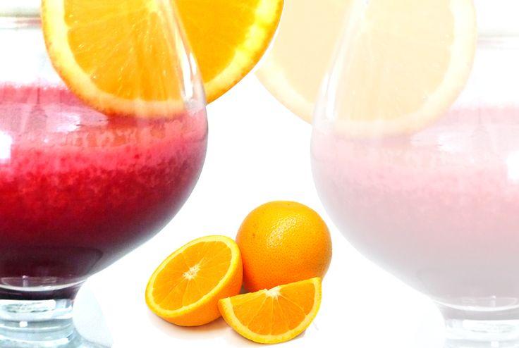 Portakallı Vişne Şerbeti