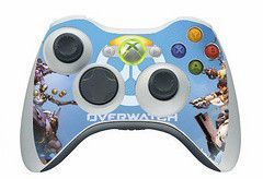 (*** http://BubbleCraze.org - Bubble Popping meets Tetris? OH YEAH! ***)  Xbox 360 - Overwatch Controller Skin