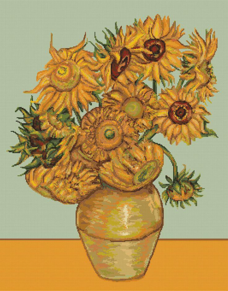 Girasoles - Van Gogh