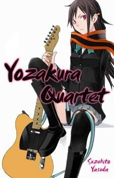 Yozakura Quartet Manga