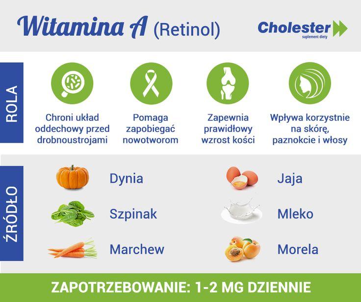 Czy wiesz, jak ważna dla Twojego zdrowia jest witamina A? #witaminy #zdrowie #a #retinol