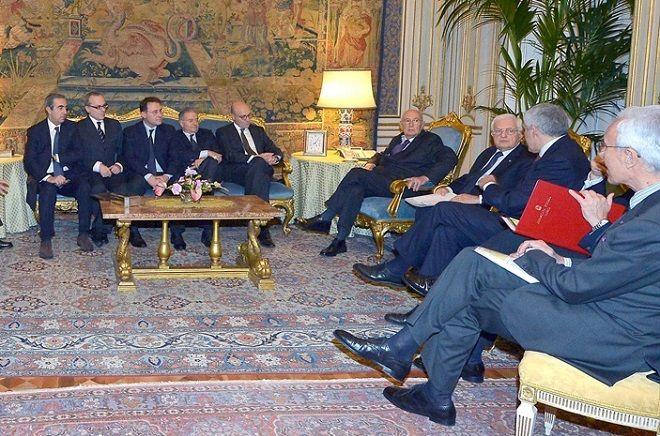 Napolitano: 'India sconcertante su Marò, ne parlo ai Paesi amici'. Signor presidente, vorrei dirle...