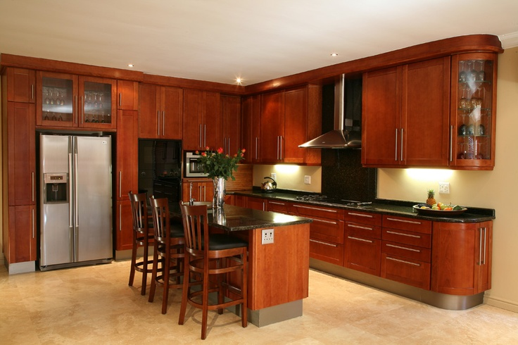 25 best ideas about cherry wood kitchens on pinterest for Why are cabinets so expensive